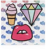 Stoney Clover Lane Lips, Ice Cream, Diamond Stick-On Patches