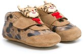 Dolce & Gabbana cat head pre-walkers