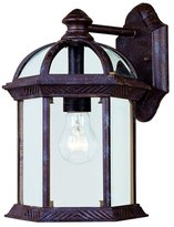 Savoy House 5-0634-72 Kensington Collection 1-Light Outdoor Wall Fixture, Rus...