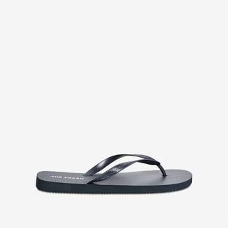 Joe Fresh Men's Flip Flops, Dark Navy (Size 10)
