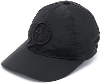 Stone Island Logo Patch Baseball Cap
