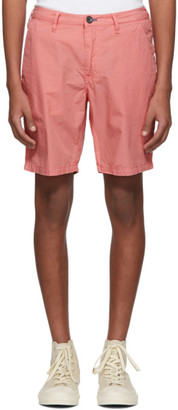Paul Smith Pink Cotton Shorts