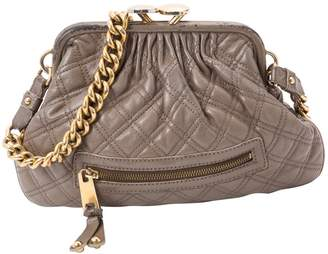 Marc Jacobs Stam Brown Leather Handbags