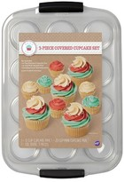 Wilton 3 pc Covered Cupcake Set