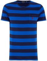 Polo Ralph Lauren Block Stripe T Shirt