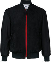 Factotum zip up jacket - men - Cotton/Rayon - 46