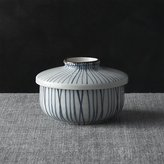 Crate & Barrel Katori Covered Bowl