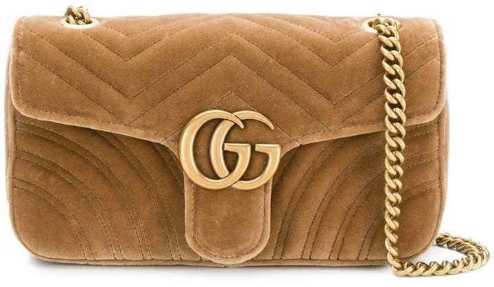 Gucci GG Marmont chain shoulder bag