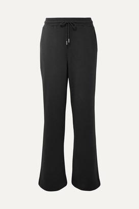 Ninety Percent Organic Cotton-jersey Track Pants