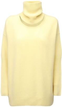 ZEYNEP ARCAY Cashmere Knit Cutout Sweater