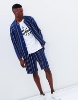 The Upside Pinstripe Jacket