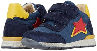 Naturino Falcotto New Ferdi VL AW20 (Toddler) (Navy) Boy's Shoes