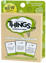 Patch The Game of Things Card Game by Patch