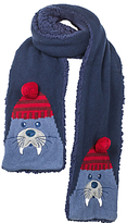 Fat Face Children's Walrus Scarf, One Size