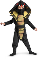 Disguise Black Cobra Ninja Dress-Up Set - Toddler & Kids