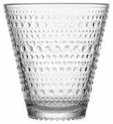Iittala Set of 2 Kastehelmi Tumblers - Clear