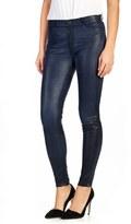 Paige Women's Hoxton High Waist Leather Pants