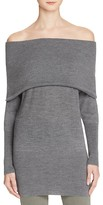 Ella Moss Joda Off-The-Shoulder Sweater