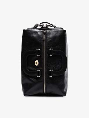 Gucci Morpheus Luggage Leather Backpack