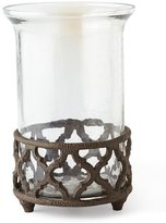 "GG Collection G G Collection Ogee-G 13"" Grande Cylinder Candleholder"