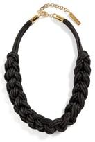 Lafayette 148 New York Women's Braided Mesh Necklace