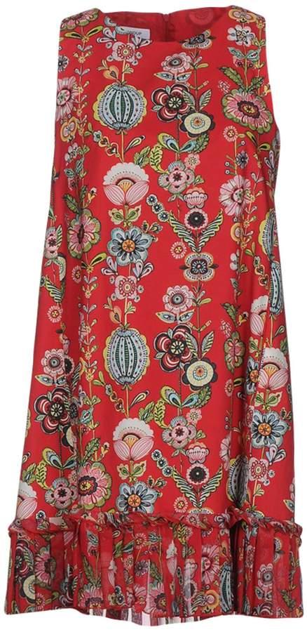 Dondup Short dresses - Item 34720921
