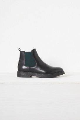 French Connection Nora Crepe Sole Chelsea Boot