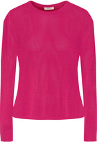 A.L.C. Knox cutout-back cotton sweater