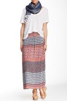 Angie Boho Printed Skirt