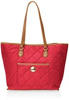 Tommy Hilfiger Solid Nylon All In One Shopper Shoulder Bag