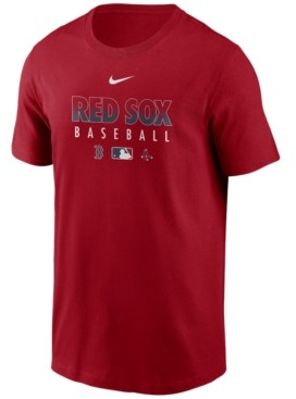 Nike Boston Red Sox Men's Early Work Dri-Fit T-Shirt