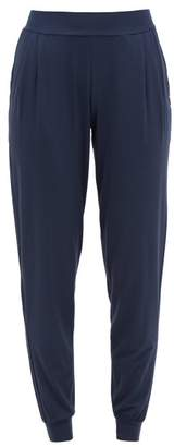 Derek Rose Basel Track Pants - Womens - Navy