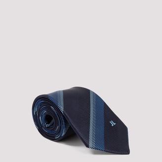 Lanvin Herringbone Pointed-Tip Tie