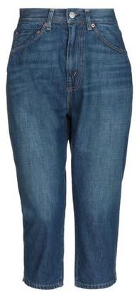 Levi's Vintage Clothing Denim capris