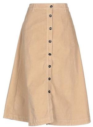 (+) People 3/4 length skirt