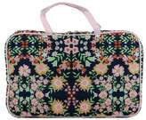 Allegro Contents Floral Reflection Weekender Cosmetic Bag