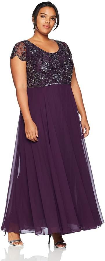 5b13aaed31 J Kara Plus Size Dresses - ShopStyle Canada