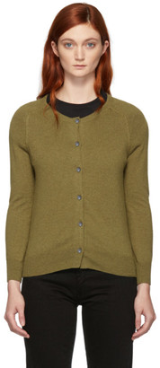 Etoile Isabel Marant Tan Napoli Regular Knit Cardigan