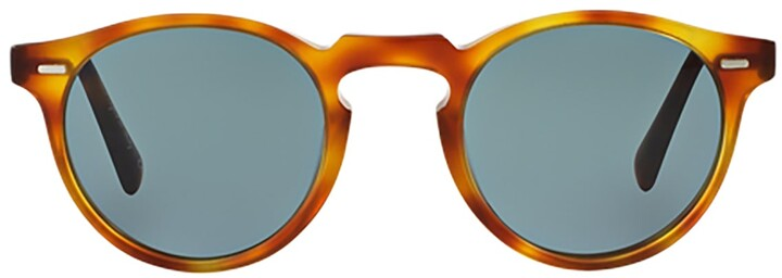 Thumbnail for your product : Oliver Peoples Ov5217s Semi Matte Lbr Sunglasses