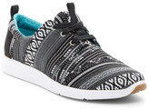 Toms Two-Tone Graphic Knit Sneaker