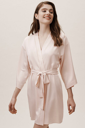Flora Nikrooz Reverie Robe By in Pink Size XL