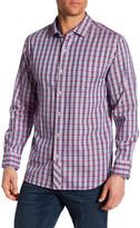 Tommy Bahama Cayes Regular Fit Check Shirt
