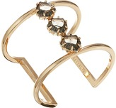 Vince Camuto T-Bar Stone Cuff Bracelet