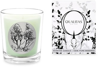 Qualitas Candles Santalum Scented Beeswax Candle