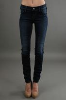 Silver Jeans Co. Suki Jegging in Indigo