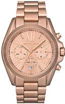 MICHAEL Michael Kors Women's Michael Kors 'Bradshaw' Chronograph Bracelet Watch, 43Mm