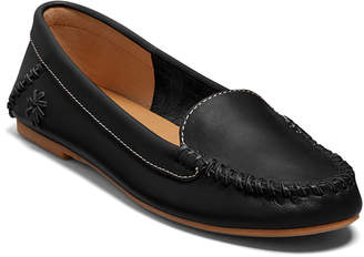 Jack Rogers Millie Leather Moccasin Loafers