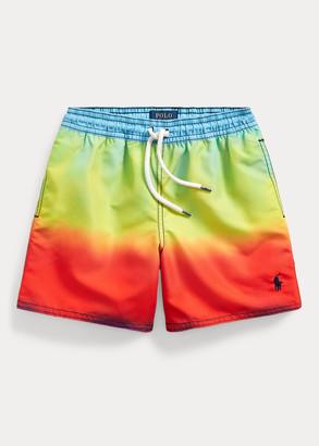 Ralph Lauren Captiva Rainbow Swim Trunk