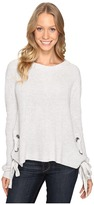 Fate Side Lace-Up Sweater