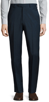 Brooks Brothers Regent Fit Wool Solid Trousers